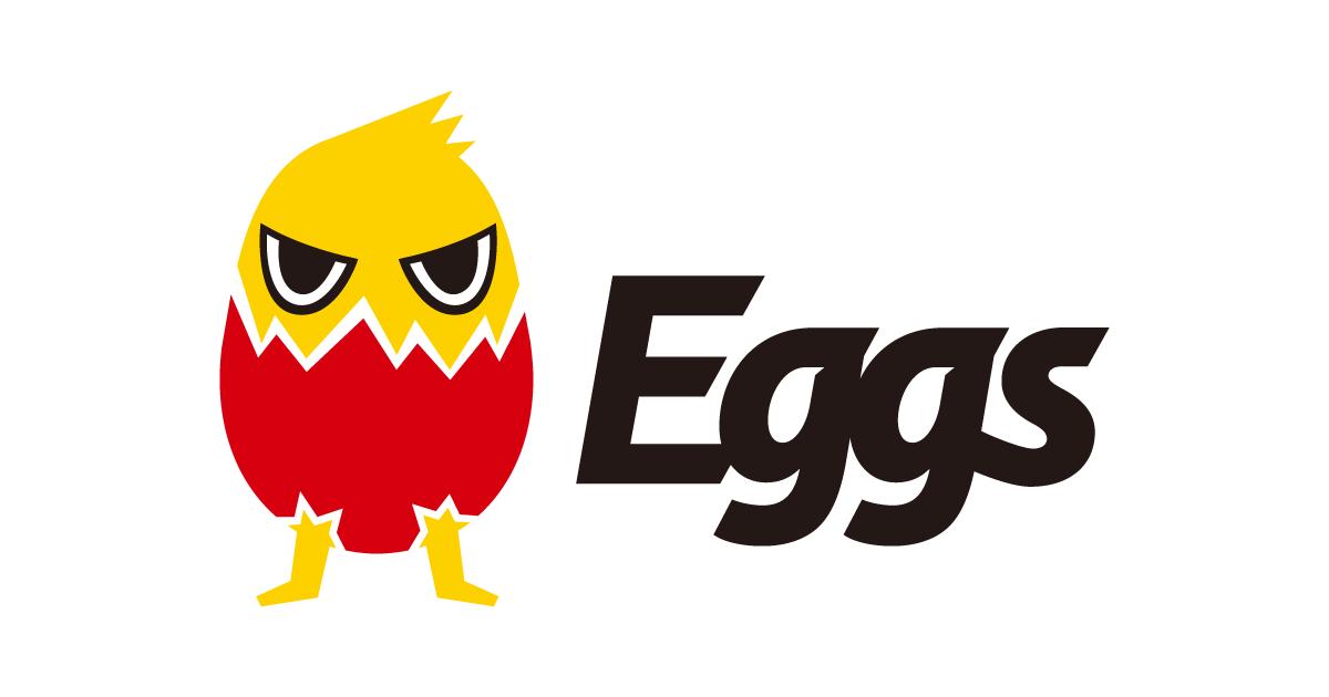Eggs登録してみたよ!! Yo1ko2