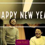 Happy New Year from Yo1ko2