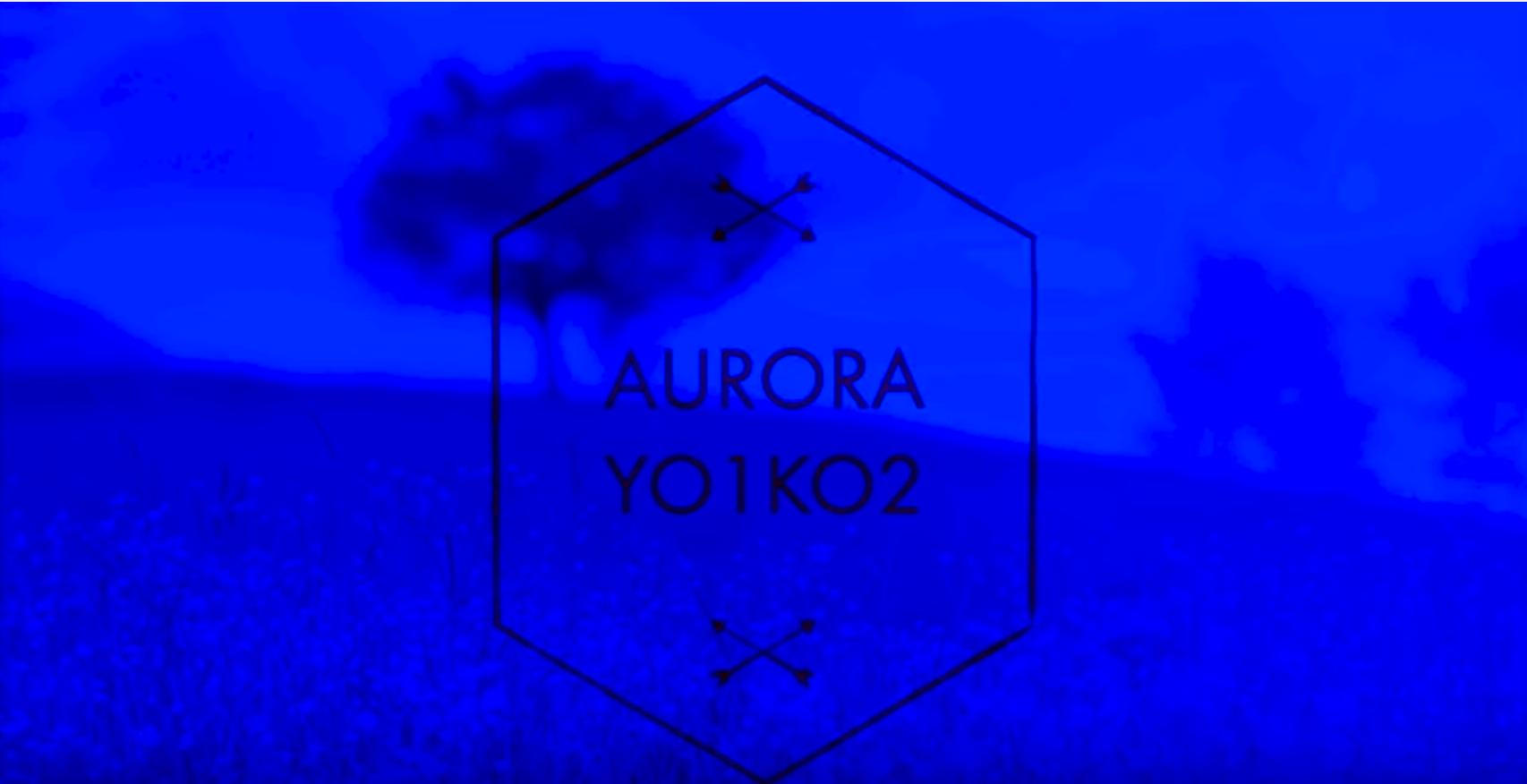 Yo1ko2 – aurora (Acoustic version & Lyric)