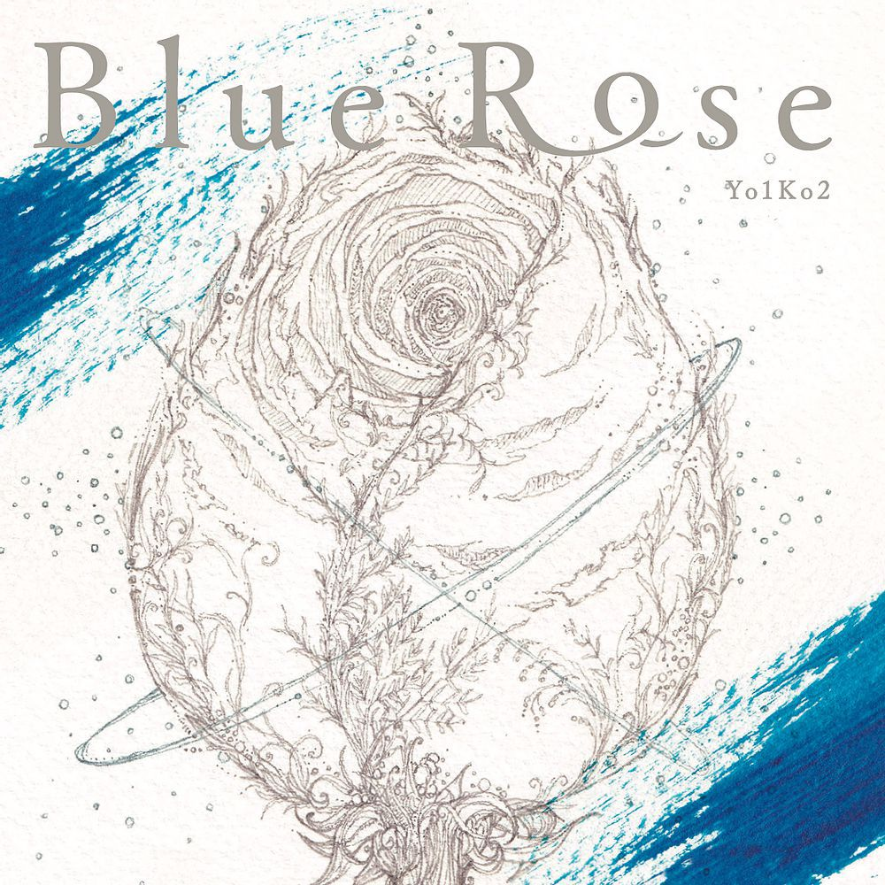 CD「Blue Roes」