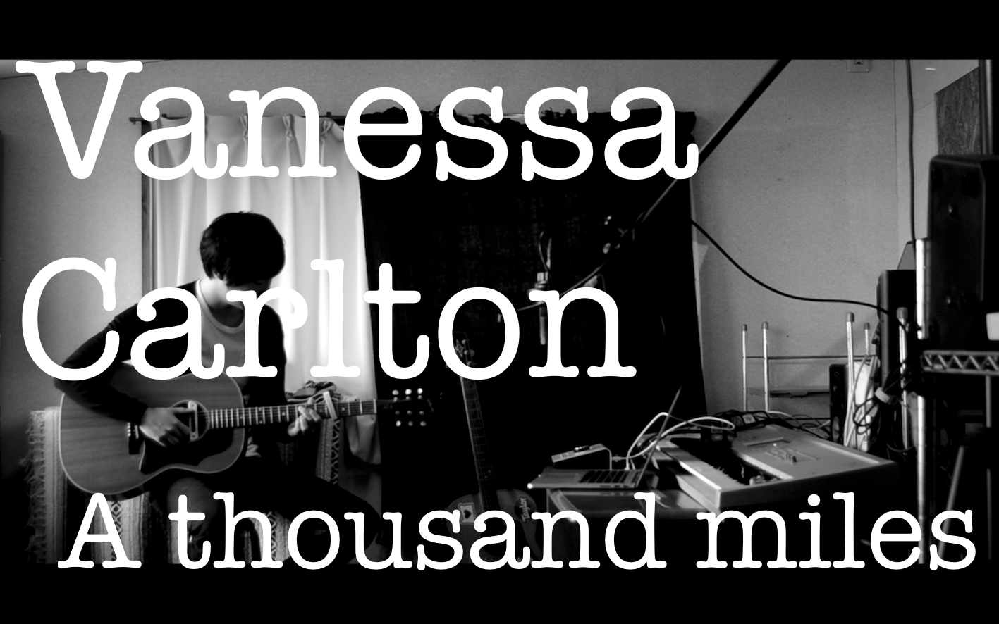 Vanessa Carlton – A thousand miles