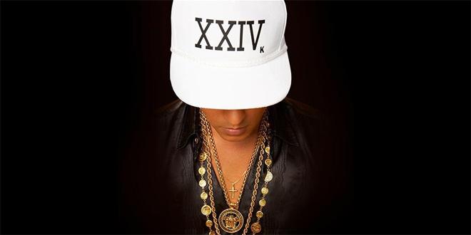Bruno Mars新作24k Magic + Yo1ko2部屋のこと