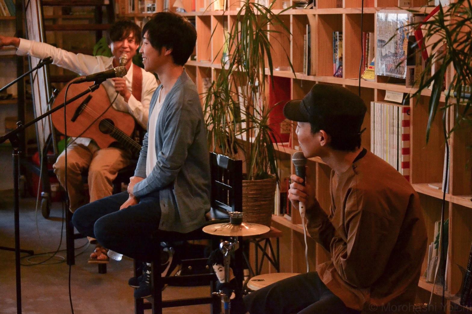 レビュー!! 10/21(SUN) 燕三条トライク LIVE Vol.2